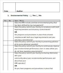 sample induction checklist template