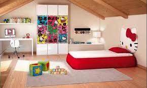desain kamar winnie the pooh desain kamar tidur anak tema hello kitty