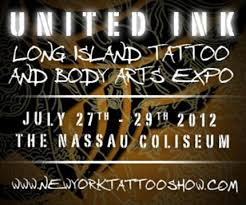 united ink tattoo convention nassau coliseum breast cancer charity