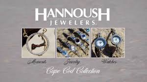 cape cod jewelry from hannoush jewelers youtube
