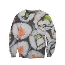 sweatshirts sushi sweatshirt from beloved wear