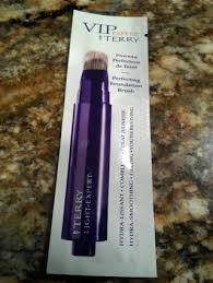 by terry light expert perfecting foundation brush free vip expert by terry perfection foundation brush 2 apricot