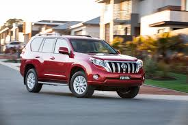 land cruiser car 2016 2016 toyota landcruiser prado pricing and specifications photos