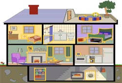 rooms in the house spanish house improve your vocabulary with these spanish house words
