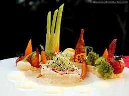 recette de cuisine petit chef roulade de sole farcie à la mousseline de saumon et ses petits