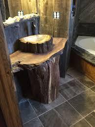vessel sinks for sale tree trunk log home bathroom vessel sink sink creations