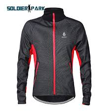 best winter bike jacket long sleeve winter warm thermal cycling jacket bike bicycle clothing