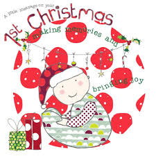 a little message on your 1st christmas baby u0027s first christmas