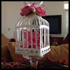How To Decorate A Birdcage Home Decor Birdcage Shabby Chic Decor Youtube