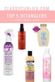 Best Natural Hair Products by May 2017