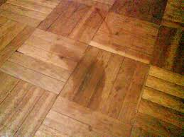 cleaning clean food stain from wooden floor home