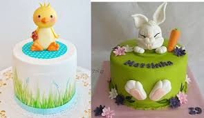 Easter Decorating Cake Ideas by Easter Cake U2013 Happy Easter 2017