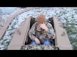 Layout Blinds Reviews Roger U0027s Goosebuster Layout Blind Review Youtube