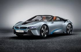 I8 Bmw Interior Upcoming Bmw I8 Roadster Will Offer New Interior More Power