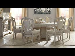 Jessica Mcclintock Dining Room Furniture Renaissance Dining Room Collection By A R T Furniture Youtube