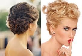 modele de coiffure pour mariage deux jolis modèles de coiffure de mariage modèle coiffure 2017