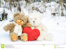 teddy for s day teddy bears on s day stock photo image 49654641