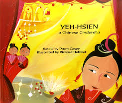 yeh hsien chinese cinderella mantra lingua