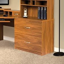 Computer Desk With Filing Cabinet by Walnut Filing Cabinets You U0027ll Love Wayfair