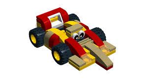 mk cartoon f1 racecar bricksafe