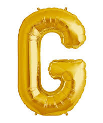 gold balloons mylar 34 gold balloon