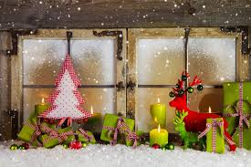 holiday window happy new year merry christmas christmas decoration