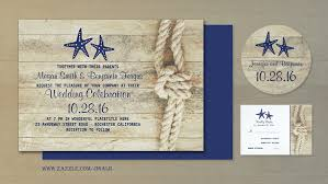 wedding invitations knot read more driftwood nautical rope knot navy wedding invites