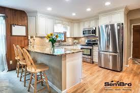 Worthington Signature Pearl Kitchen - Ohio kitchen cabinets