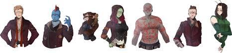 Guardians Galaxy Halloween Costumes Guardians Galaxy Vol 2 1day4dreams Deviantart