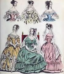 victorian era evening dress sketches inofashionstyle com