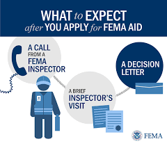 fact sheet what to expect when you register for fema disaster