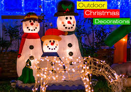 Cool XMAS Decorations for Outside Your House  Christmas