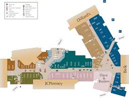 Air Force One Layout Floor Plan Mall Directory Cary Towne Center