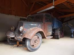 vintage renault file musée européen de la bière very old renault truck jpg