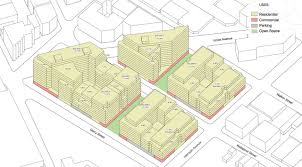 Williamsburg Brooklyn Map Public Review Process Kicks Off For Four Building 1 146 Unit