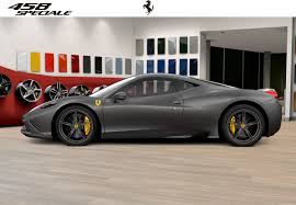 ferrari 458 custom what u0027s it like ordering a new ferrari u2014 mr jww