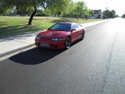 mitsubishi eclipse 1995 custom 1995 mitsubishi eclipse gsx for sale phoenix arizona