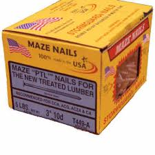 midwest manufacturing pole barn buildings nails