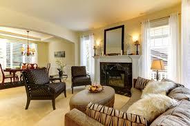 decorated homes interior livingroom living room furniture ideas house interior design