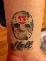 jason friday the 13th tattoos friday the 13th tattoos
