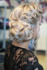 matric farewell hairstyles braided updo wedding hairstyle http weddbook com media 2143550