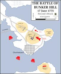 Blank 13 Colonies Map The Battle Of Bunker Hill Chapter 6 Project By Ben Biniasz On Prezi