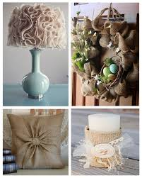 Home Decor With Burlap 28 Home Decor With Burlap Decorating Ideas With Burlap Room