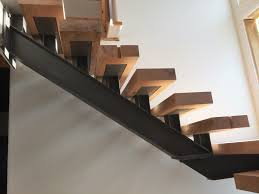 Free Standing Stairs Design Free Standing Stair Process Mw Design Workshop