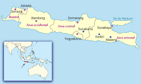 Map In Java File Java Cities Province Map Fr Svg Wikimedia Commons