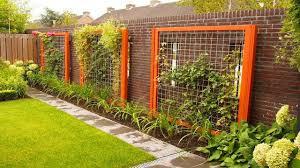 lovely backyard garden fence design ideas fencing ideas for