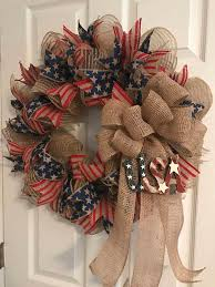 25 unique patriotic wreath ideas on 4th july wreath
