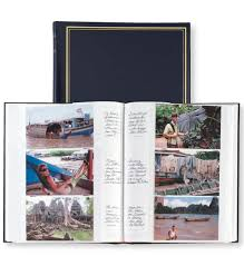 photo album with memo space presidential personalized memo album memo photo album exposures