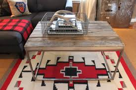 Living Room Pallet Table Pallet Wood The Cavender Diary