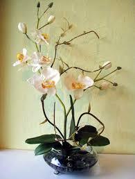 orchid flower arrangements silk artificial orchid flower arrangements designer quality